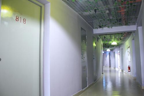 校园生活 校园风景 梦开始的地方——ibs日语新校区